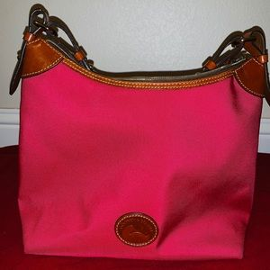 Dooney & Bourke Bags - Dooney & Bourke Erica Large Nylon Shoulder Bag